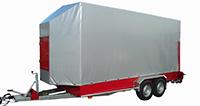 CC-Container Anhänger