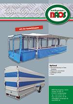 Flyer Verkaufsanhänger BAOS